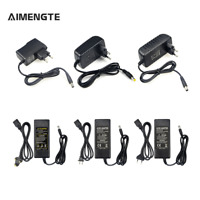 DC 12V 1A 2A 3A 5A Power Supply Adapter Charger Transformer For 5050 LED Strips