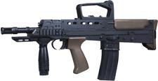 6x Softair Gewehr L86A1 Rayline, 1:1, 59cm, 1300g, (<0,5 Joule - ab 14 Jahre)
