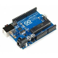Arduino UNO R3- Made In Italy-CE-ROHS-  Free USB cable - DIY Projects