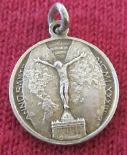 Vintage Catholic Religious Holy Medal - ANNO SANTO - 1983 - By: P. Monassi