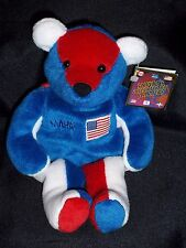 Salvino's #25 Mark McGwire Bear Bean Bag Bear
