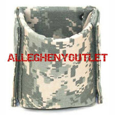 NEW US MILITARY CANTEEN POUCH INSERT UTILITY POUCH PROTECTIVE INSERT - ACU