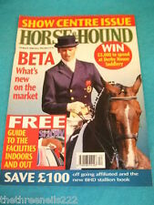 HORSE & HOUND - SHOW CENTRE ISSUE - MARCH 19 1998