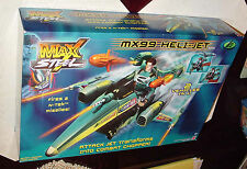 MAX STEEL MX99 HELI-JET FACTORY SEALED