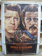 A3158 Duelo de titanes Burt Lancaster, Kirk Douglas, Rhonda Fleming, Kate Fisher
