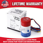 12V 750GPH Submersible Bilge Water Pump Replacement For Boat RV Marine Yacht photo
