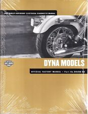 2002 Harley Dyna Super Wide Glide Low Rider T Sport Electrical Diagnostic Manual