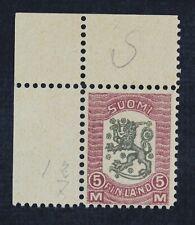 CKStamps: Finland Stamps Collection Scott#118 Mint NH OG