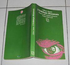 Gilbert Jausas L'IRIDOLOGIA RINNOVATA - IPSA 1985 Diagnosi malattie occhi