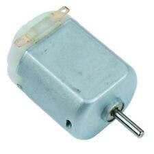 10 X 3 V 13,1000 Rpm DC motor en miniatura