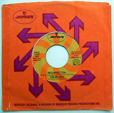 THE MC COYS 45 Resurrection / Jesse Brady GARAGE 1968 e1525