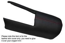 RED STITCH CENTRE CONSOLE TUNNEL SKIN COVER FITS TRIUMPH SPITFIRE MK4 1500