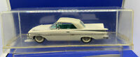VITESSE - 1959 CHEVROLET IMPALA White 1:43 Scale - Mint Boxed - Made In Portugal