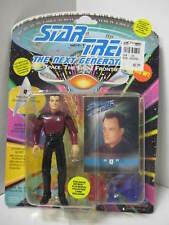 Q AS STAR FLEET CAPTAIN 1993 STAR TREK NEXT GENERATION STNG FIGURE UNOPENED