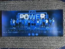 New 2018-19 University of Kentucky Ladycats UK Basketball Poster/Schedule Mint
