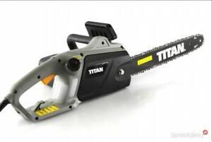 Brand New Boxed Titan TTL758CHN 230V 2000W Corded Electric Chainsaw