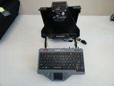 Panasonic CF-VKBL03 Keyboard with Gamber Johnson Police Monitor Mount