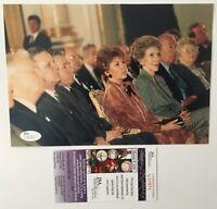 Raisa Gorbachev Signed Autographed 6.5 x 9.5 Photo JSA Certified Mikhail