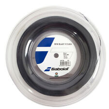 Babolat RPM Blast ROUGH 1.30mm 660ft 200m 16Gauge Tennis String Poly Black