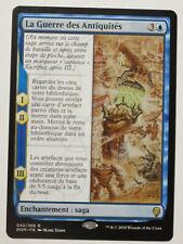 La Guerre of Antiques Dominaria MTG Magic French Version