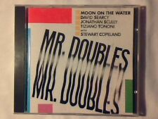MOON ON THE WATER with STEWART COPELAND Mr. doubles cd POLICE TIZIANO TONONI