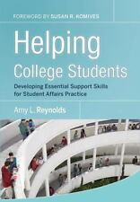 Helping College Students Amy L Reynolds Excellent Used Cond. Free Fast Shipping