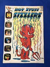HOT STUFF SIZZLERS #21 Harvey Giant Size Comics 1965 tv cartoons