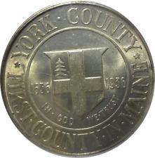 1936 York Commemorative Silver Half - MS-63 OGH PCGS