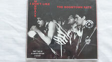 Boomtown Rats I Don't Like Mondays (Rare/Near Mint) UK Picture Disc single CD