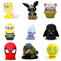 Official Kids Characters Novelty Illumi-Mates Bedroom Night LED Lamp Light Gift