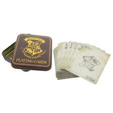 Harry Potter - Hogwarts - Spielkarten | NEU