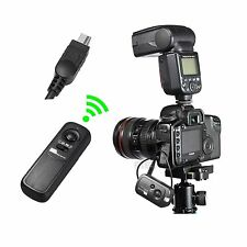 Pixel RW-221/DC2 Wireless Remote Control for Nikon D7000 D5100 D5000 D3100 D90