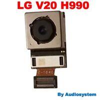 PR1 MODULO FOTOCAMERA POSTERIORE MAIN PER LG V20 H990 FLAT FLEX RICAMBIO NUOVO