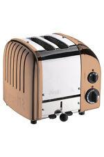 NEW Dualit DU02COng 2 x NewGen Toaster: Copper