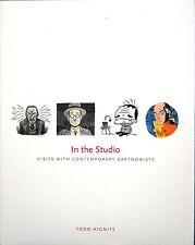 Book - Cartoonists - Todd Hignite - Bildband Comic Art Graphic  (Import)