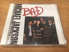 Michael Jackson Rare Japan Bad With OBI Maxi CD 5 Track