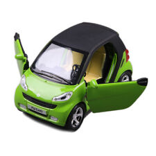 Benz Smart ForTwo 1:24 Scale Car Model Diecast Toy Vehicle Gift Collection Green