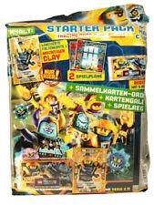LEGO Nexo Knights 2 - Trading Cards - 1 Starter - Deutsch