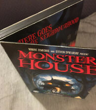 Monster House (DVD, 2006) Limited Edition - Slipcase - Alternating Covers