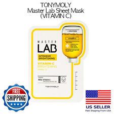 Tonymoly Master Lab Sheet Mask (Vitamin C) 3pcs