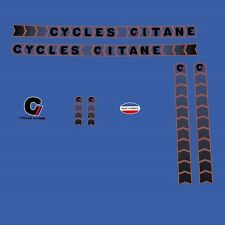Gitane 1980s Bicycle Decals, Transfers, Stickers n.802