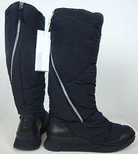 ce8c5ee4192f51 ADIDAS SILVER ZANSAR FLAT Damen Stiefel Schaftstiefel Boots Schwarz Gr.38