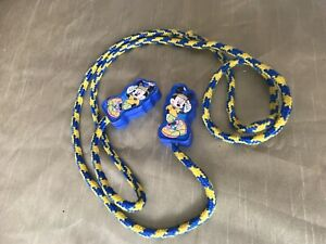VINTAGE DISNEY MICKEY MOUSE SKIPPING ROPE JUMP ROPE