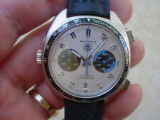 Tag Heuer Autavia Chronograph, Siffert Re-Issue, Model CY2110 55 Jewels!!