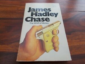 """PB 1975 """"THE WHIFF OF MONEY"""" JAMES HADLEY CHASE GOOD COPY"""