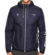 NWT Men's Puma Bmw Motorsport Premium MSP Lightweight Jacket TEAM NAVY SZ: SMALL