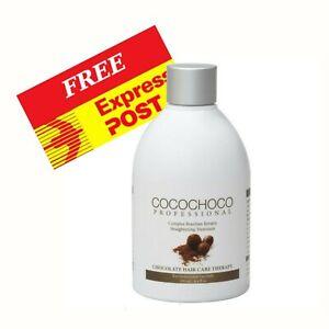 COCOCHOCO Pro ORIGINAL Keratin Treatment 250ml Salon Style Silky Hair Express