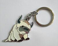 Appa Avatar Last Airbender Animal Rare Keychain Key Ring US Sell Christmas Gift