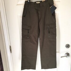 NWT Mens Magellan Tactical Cargo Pant Sz30*30 Hunt Gear Forest Night