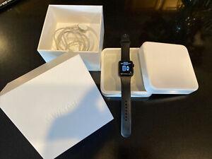 Apple Watch Series 2 42mm Stainless Steel Black Smat Watch - (MP4A2LL/A)